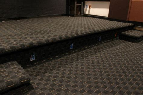 home theater riser home theater riser construction search theatre