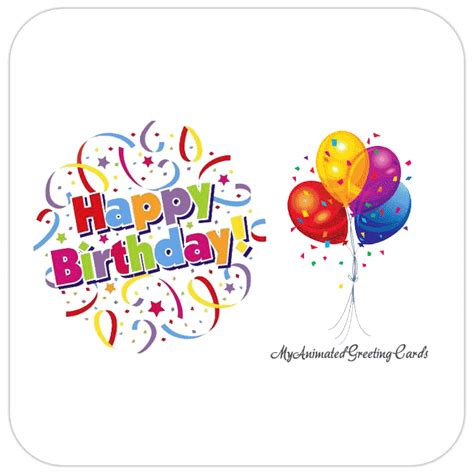 cards animated animated birthday cards for