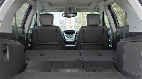 chevrolet equinox trunk space cargo space for equinox the news wheel