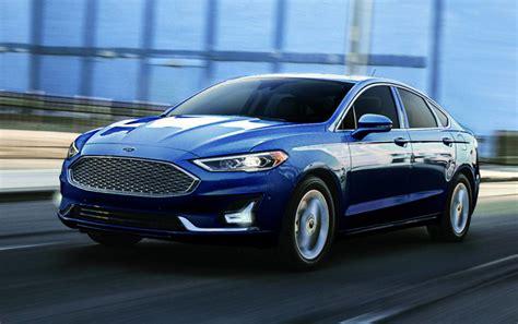 2019 Ford Fusion by Ford Fusion 2019 Se Actualiza Y Est 225 Listo Para M 233 Xico