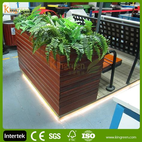 Buy Planter Box by Eco Friendly High Quality Flower Box Wood Planter Boxes