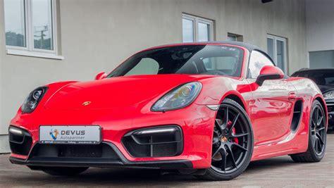 Porsche Gts 3 by Porsche Boxster Gts 3 4 Cabrio