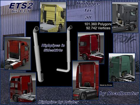 highpipe tuning   trucks etsplanetcom
