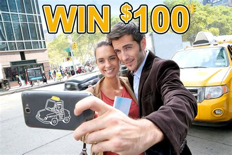 Cab Gift Cards - enter your photo for a chance to win a 100 visa gift card yellow cab co of sacramento