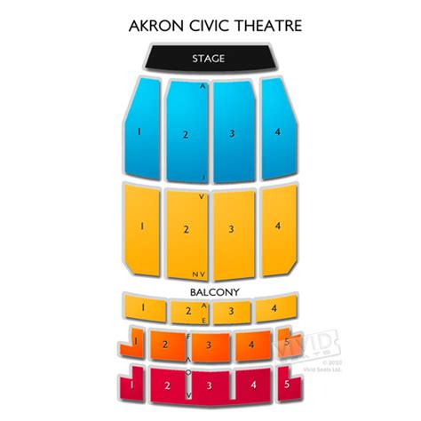 akron civic theatre seating chart akron civic theatre tickets akron civic theatre