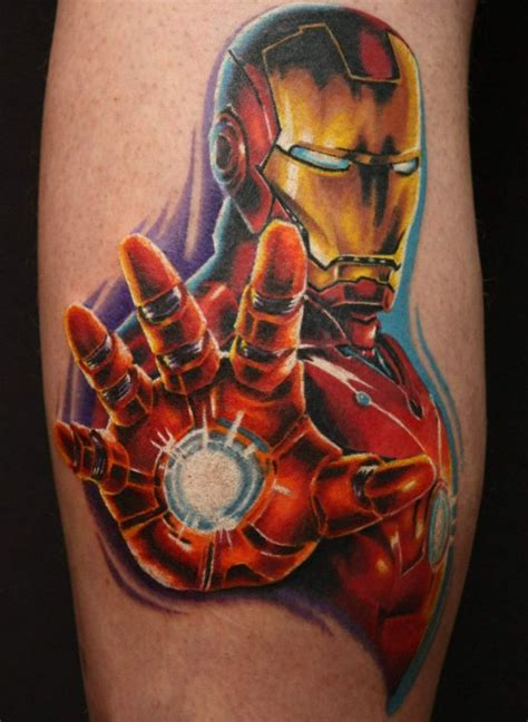 iron man tattoos tattoos pinterest