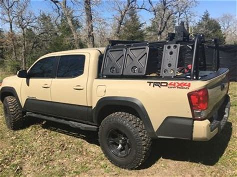 tacoma bed rack system pinterest the world s catalog of ideas