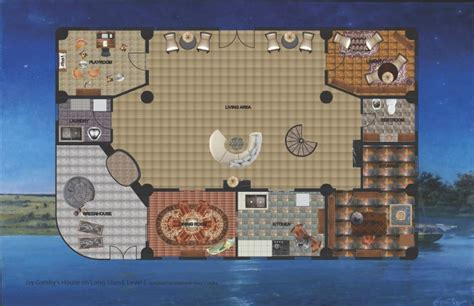 gatsby mansion floor plan jay gatsby s house on long island by stephanie czayka at