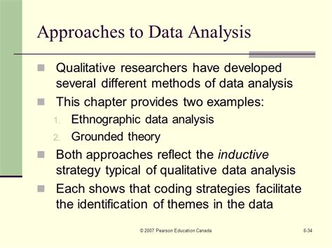 qualitative research methods themes chapter 6 qualitative research methods ppt video online