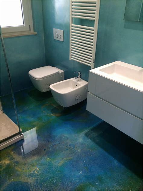 pavimenti bagno in resina bagno in resina il meglio di rivestimenti bagno in resina