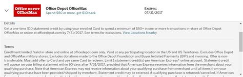 Darden Gift Cards Discount - 15 darden gift card with 100 purchase at office max office depot frequent miler