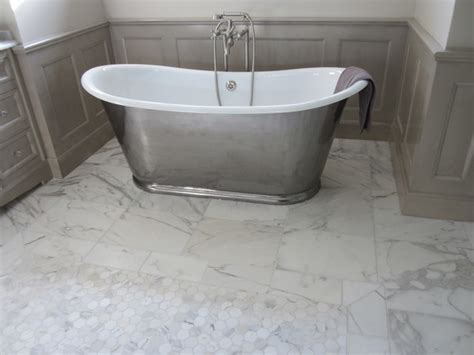 marble bathroom floors marble bathroom floor traditional bathroom chicago