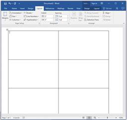 how to create sided business cards in word how to make your own business cards in word