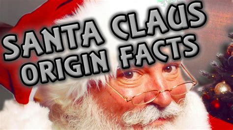 Origin Top top 5 santa claus origin facts
