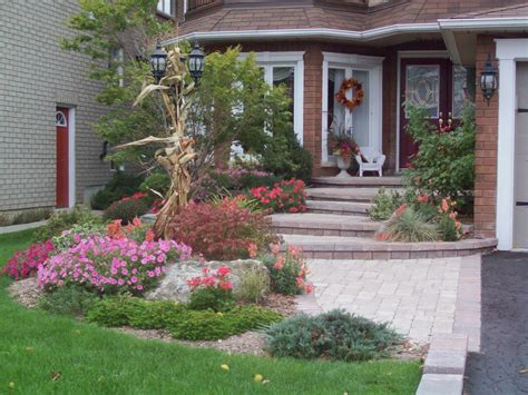 Stepped Landscape Birk S Landscaping Design And Build Front Door Garden Design