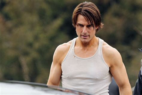 Tom Cruise Hairstyle by Top 10 Tom Cruise Hairstyles To Try Out Livinghours