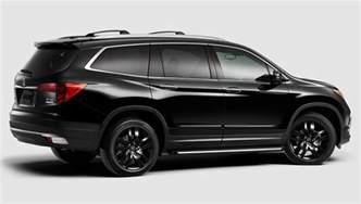 2018 honda pilot autos specs prices and release date