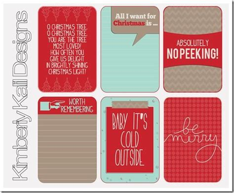 free printable christmas journaling cards christmas journaling cards free download christmas