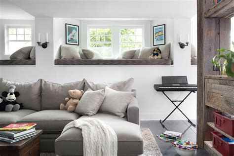 best way to light a room 13 ideas for making your basement color feel light and bright hgtv