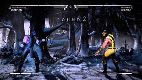 Kaset Ps4 Mortal Kombat Xl mortal kombat xl gameplay ps4 scorpion vs sub zero modo kl 193 ssico