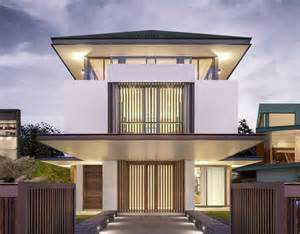 tropical house design singapore style