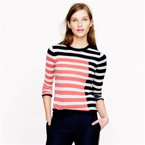 Cardigan Tipis 76 j crew sweaters j crew collection tipi stripe sweater from s
