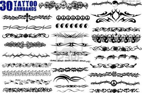 amazing armband tattoo design 187 tattoo ideas
