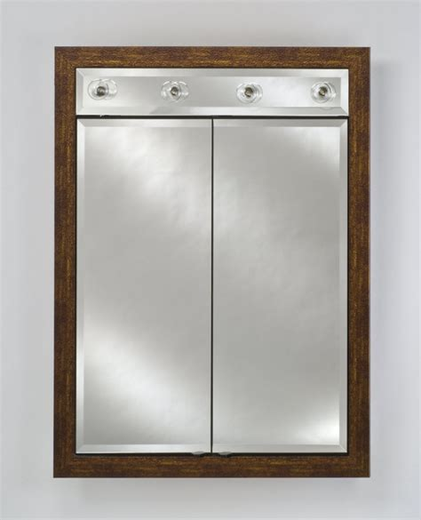 Custom Medicine Cabinets by Signature Collection Custom Framed Door Medicine