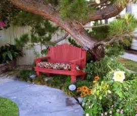 front yard bench secret garden secret gardens garden ideas and outdoor rooms