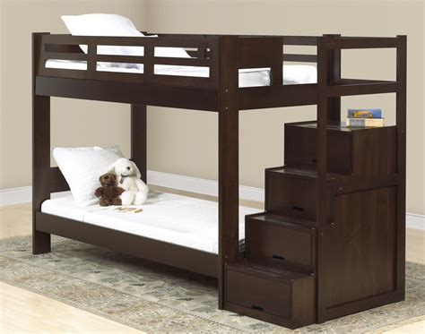 bunk beds plans for bunk beds with desk underneath wooden