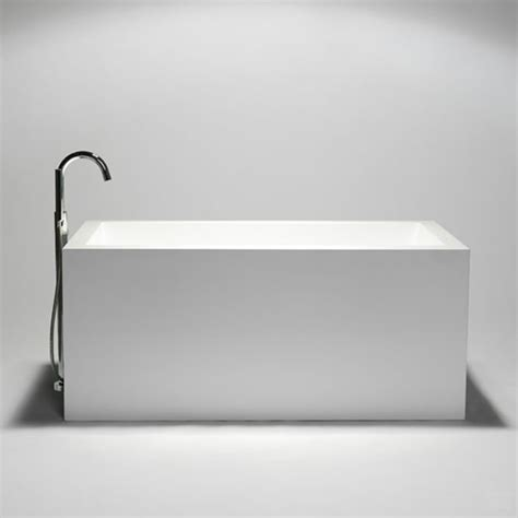 freestanding rectangular bathtub blu stone rectangular freestanding bathtub bt0102