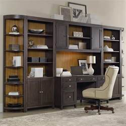 Hooker Dining Room Table wall units with desk and bookcase plus cabinets homesfeed