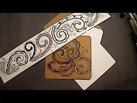 undine original zentangle 174 pattern from jane dickinson 94 best zentangle youtube images on pinterest zentangle