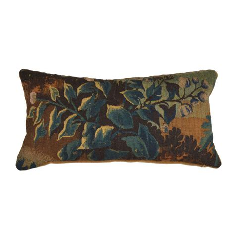 18th aubusson pillow at 1stdibs