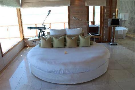rotating bed rotating bed picture of conrad maldives rangali island
