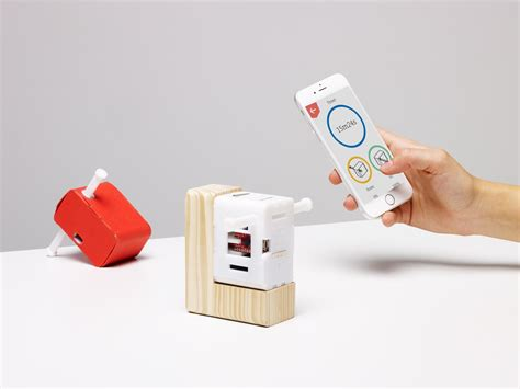 home products by design nelson tiny device that helps push a switch on everyday