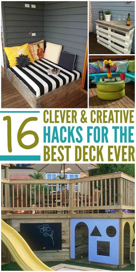 deck ideas   amazing outdoor space