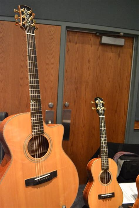 hand crafted guitars  ukuleles  kevin mason