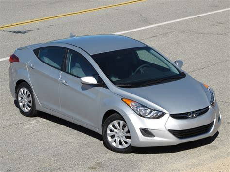2013 Hyundai Elantra Gas Mileage by 2013 Hyundai Elantra Gas Mileage The Car Connection Html