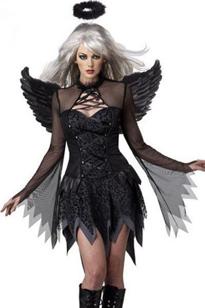 women sexy dark angel costume adult halloween cosplay