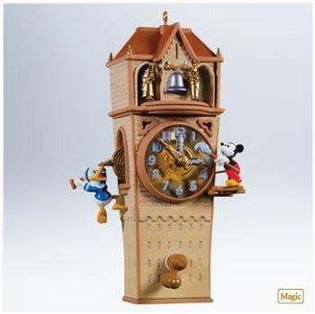 disney clock cleaners hallmark ornament hallmark keepsake ornaments  hooked  hallmark