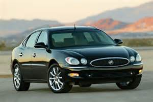 2005 Buick Lacrosse Reviews 2005 Buick Lacrosse Cxs Review