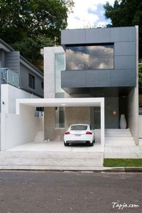 carport glas stunning facades of small houses design with