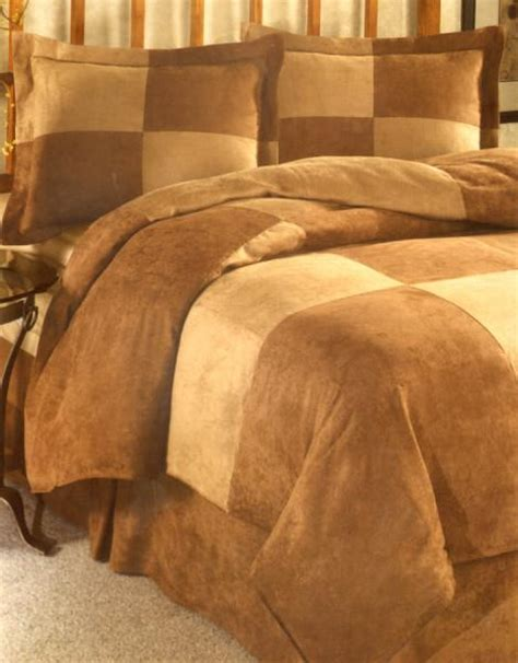 microsuede down alternative comforter brown micro suede down alternative comforter set queen