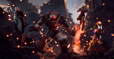 announcing  anthem demos