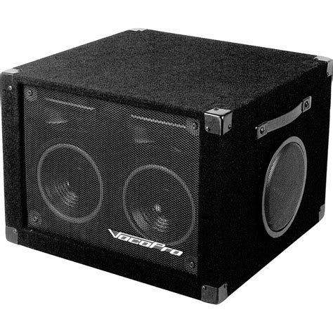 Speaker Vocal vocopro vx 8 8 quot stereo vocal speaker system vx 8 b h photo