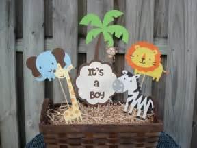 items similar to jungle birthday centerpiece safari