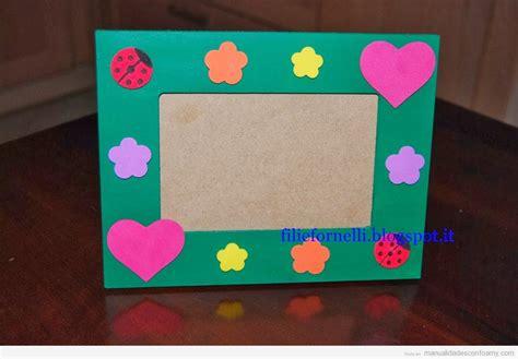 como hacer marcos con foamis imagenes manualidades para regalar en el d 237 a de la madre con goma
