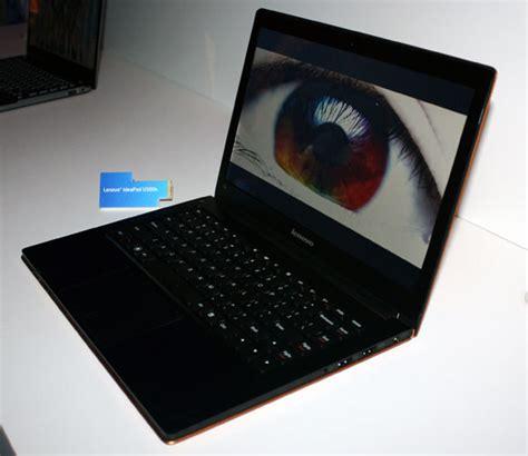 Lenovo U300s lenovo unveils ideapad u300s ultrabook at computex