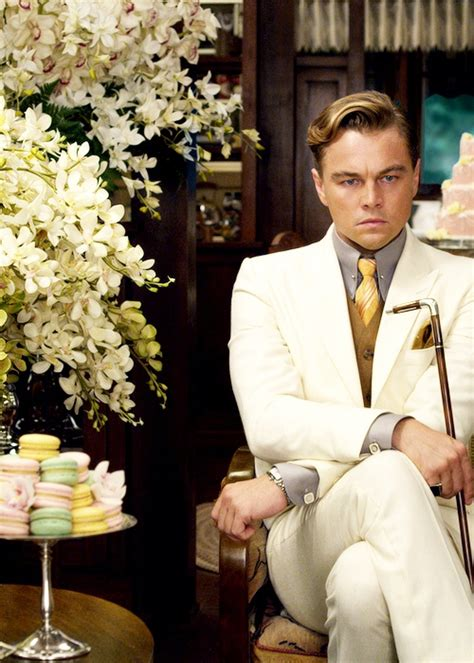 leonardo dicaprio gatsby hairstyle the great gatsby groom style celebstylewed greatgatsby